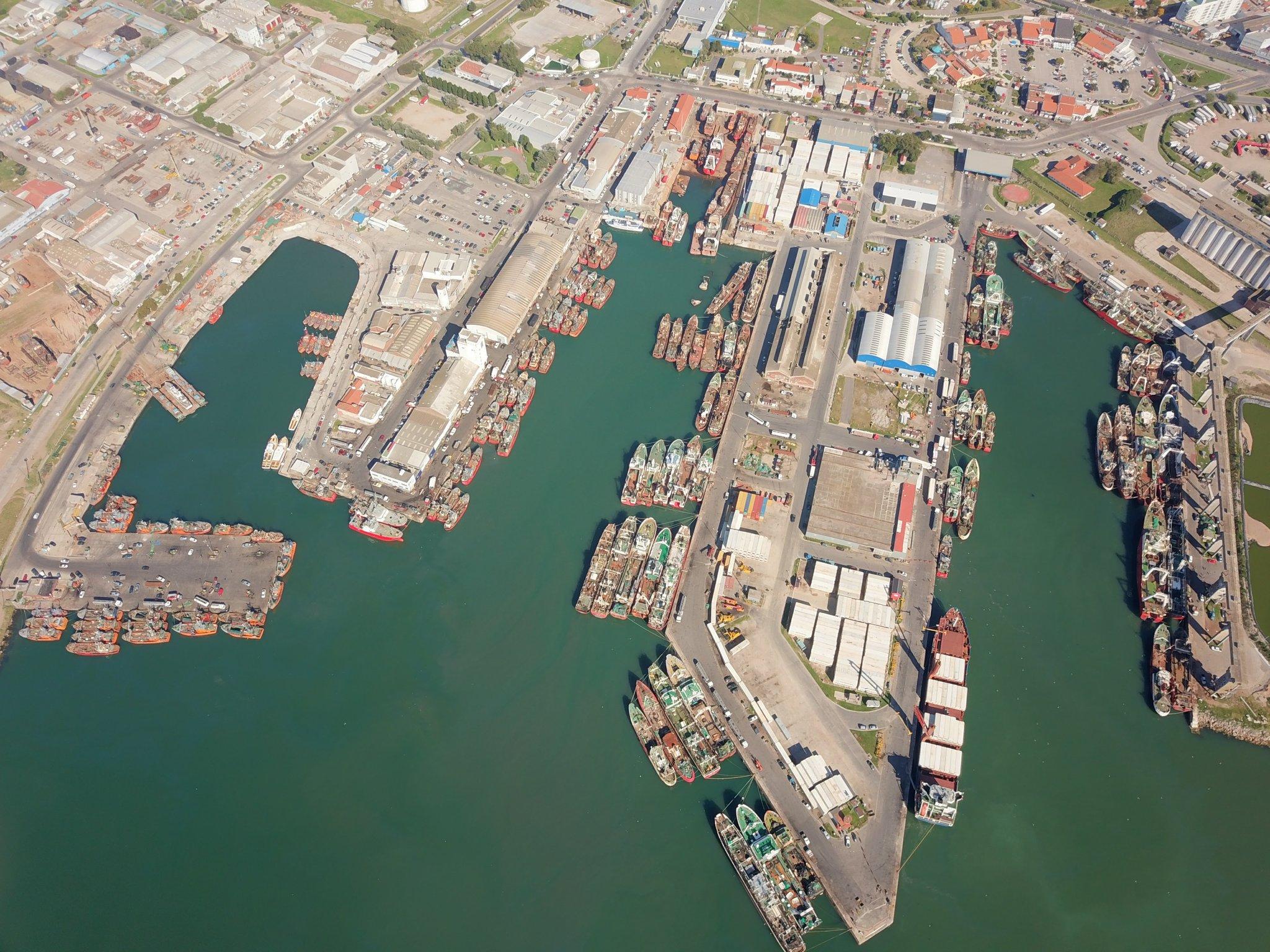 """Bustamante: """"Estratégicamente hablando, Mar del Plata es el puerto para competir con Montevideo"""""""