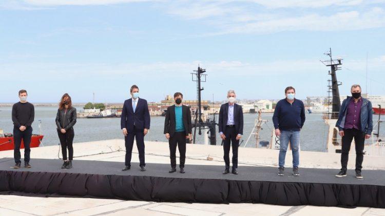 Los viejos nuevos salvadores del puerto condenado a la intrascendencia